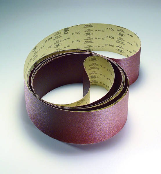 Long 150 x 7800 mm Paper Belt for Wood [Series 1919]