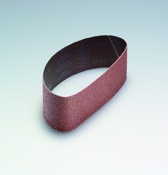 Portable 100 x 610 mm Cloth Belt [Series 2921]