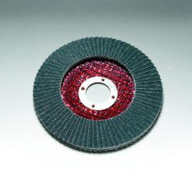 Stingray 115 x 22 mm Diameter Flat Flap Discs. Fibreglass Backed [Series 2824]