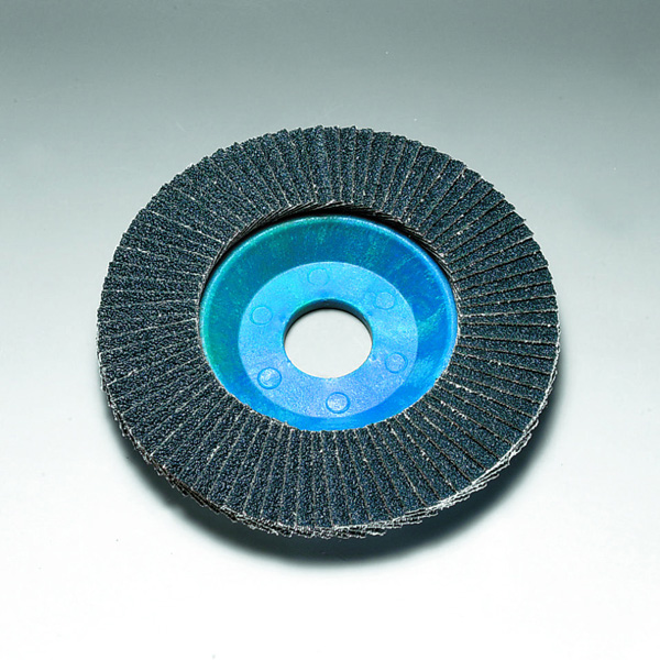 Stingray 180 x 22 mm Diameter Flat Flap Discs. Plastic Backed [Series 2824]