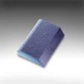Angled Foam Sanding Blocks 68 x 97 x 27 mm. Grit Size: 100 [Series 9214]