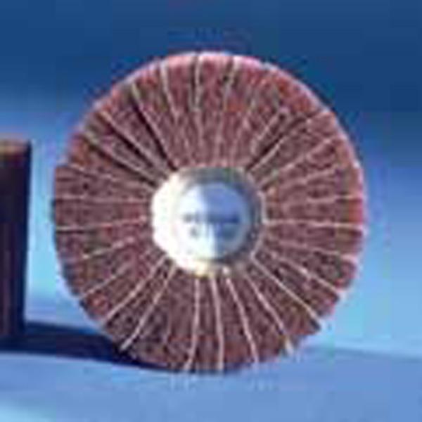 Spindle Mounted Diameter 50 x 25 mm Interleaved siamop Flap Wheels [Series 6120]