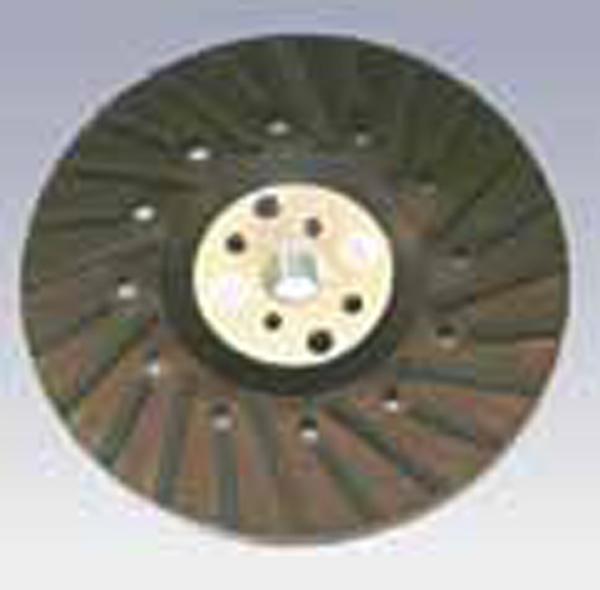 Fibre Disc Diameter 115 mm Turbo Backplates [Series 9999]